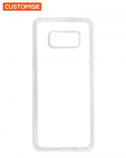 Personalised Samsung Galaxy S8 Case